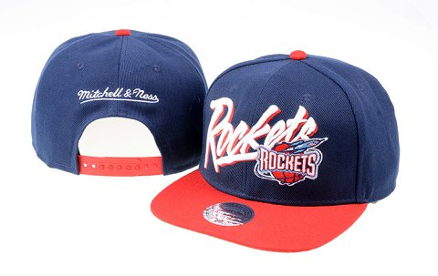 Houston Rockets NBA Snapback Hat 60D1